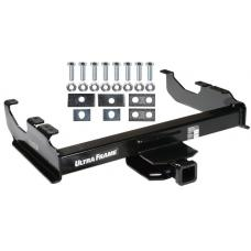 Trailer Tow Hitch For 01-17 Chevy Silverado GMC Sierra 3500 Cab and Chassis 63-00 C/K Series