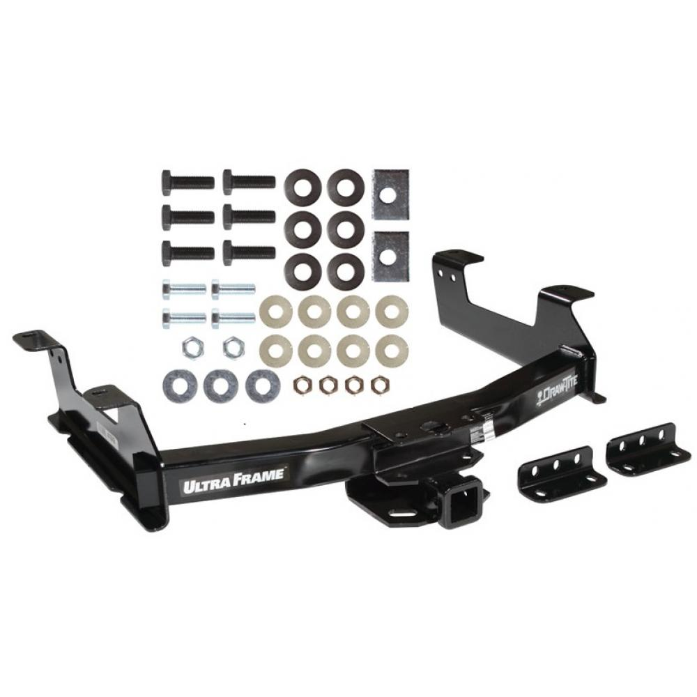 Class 5 Trailer Hitch W   Wiring Kit For 11