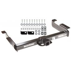 "Trailer Tow Hitch For 96-17 Chevy Express GMC Savana Van Class 5 2"" Receiver"
