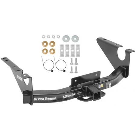 Trailer Tow Hitch For 11-18 RAM 1500 2019 Classic without Factory Receiver Class 5