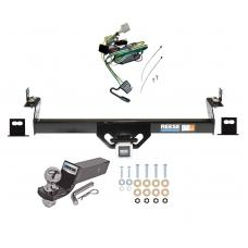 "Reese Trailer Tow Hitch For 95-04 Toyota Tacoma Complete Package w/ Wiring and 2"" Ball"