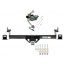 Reese Trailer Tow Hitch For 95-04 Toyota Tacoma w/ Wiring Harness Kit