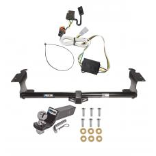 "Reese Trailer Tow Hitch For 99-04 Honda Odyssey Complete Package w/ Wiring and 2"" Ball"