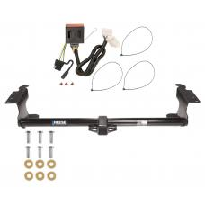 Reese Trailer Tow Hitch For 11-17 Honda Odyssey w/ Wiring Harness Kit