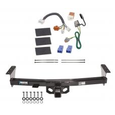 Reese Trailer Hitch For 05-19 Nissan Frontier 09-12 Suzuki Equator Tow Receiver w/ Wiring Harness Kit