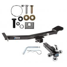 "Reese Trailer Tow Hitch Receiver For 98-07 Lexus LX470 Toyota Land Cruiser w/Tri-Ball Triple Ball 1-7/8"" 2"" 2-5/16"""