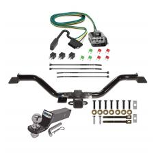 "Reese Trailer Tow Hitch For 13-17 Buick Enclave Chevy Traverse GMC Acadia Complete Package w/ Wiring and 2"" Ball"