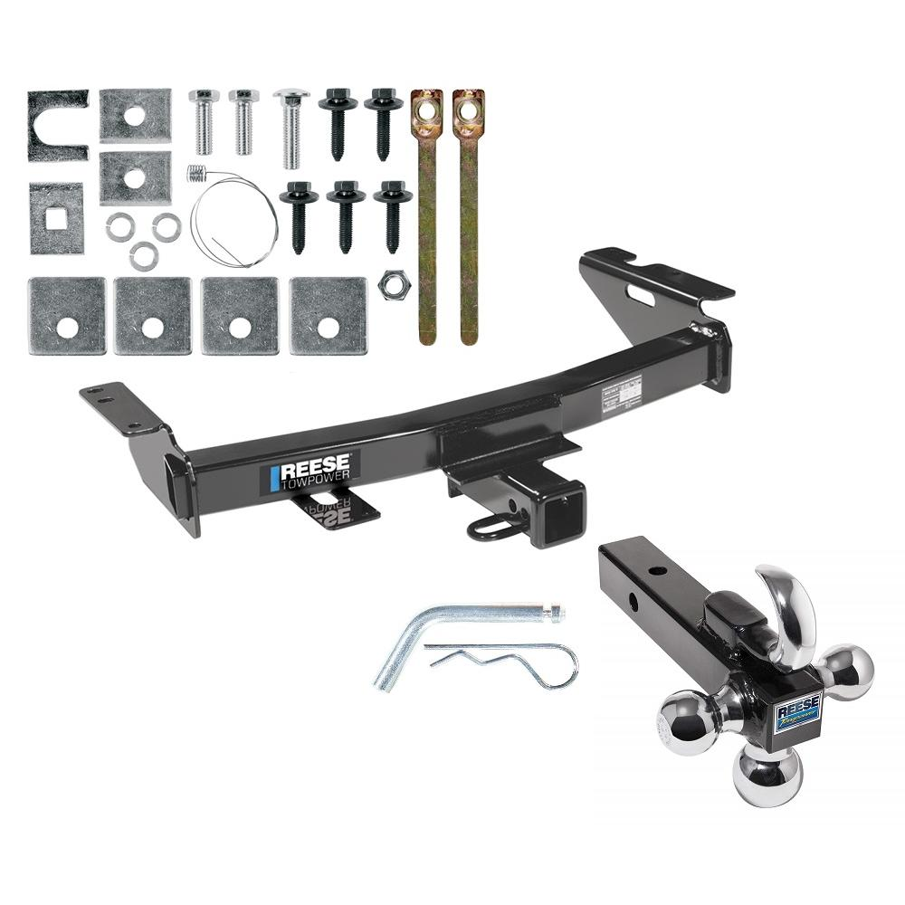 Reese Trailer Tow Hitch Receiver For 97