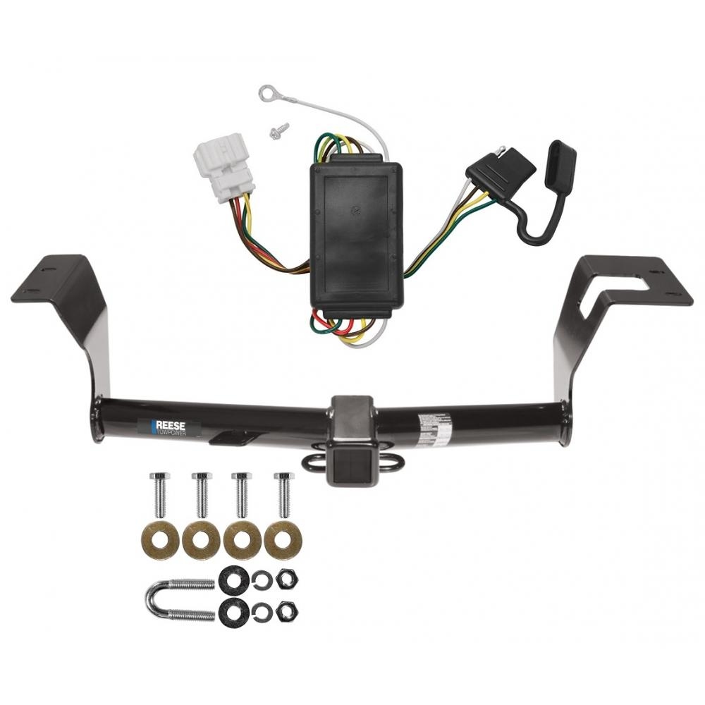 Reese Trailer Tow Hitch For 07-11 Honda CR-V w/ Wiring Harness ... | Reese Trailer Wiring Harness |  | TrailerJacks