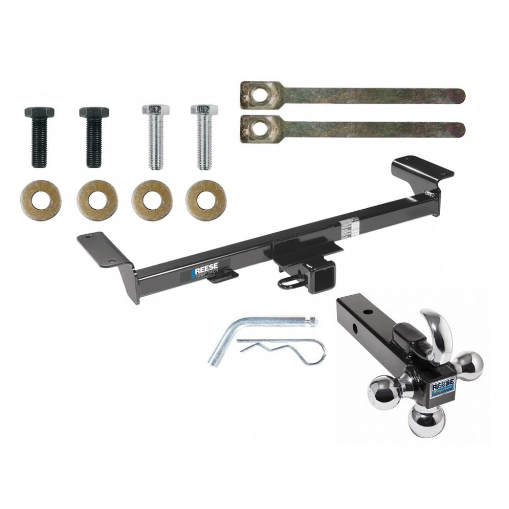 Reese Trailer Tow Hitch Receiver For 07-09 Acura RDX W/Tri