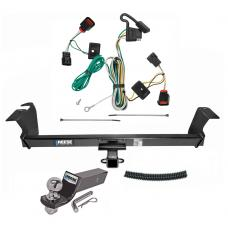 "Reese Trailer Tow Hitch For 09-12 Volkswagen Routan Complete Package w/ Wiring and 2"" Ball"