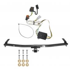 Reese Trailer Tow Hitch For 03-08 Honda Pilot 01-06 Acura MDX w/ Wiring Harness Kit