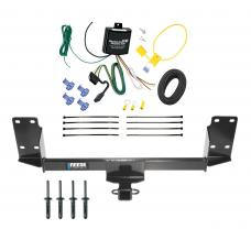 Reese Trailer Tow Hitch For 07-18 BMW X5 w/ Wiring Harness Kit