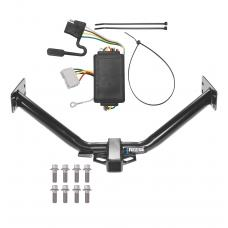 Reese Trailer Tow Hitch For 07-13 Acura MDX without Full Size Spare w/ Wiring Harness Kit