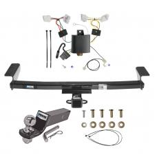 "Reese Trailer Tow Hitch For 09-14 Nissan Murano Complete Package w/ Wiring and 2"" Ball"