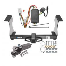 "Reese Trailer Tow Hitch For 09-13 Subaru Forester Complete Package w/ Wiring and 2"" Ball"