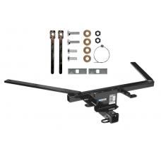 "Reese Trailer Tow Hitch For 10-19 Ford Taurus 4-DR Sedan 2"" Receiver"