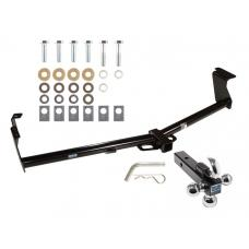 "Reese Trailer Tow Hitch Receiver For 11-16 Nissan Quest w/Tri-Ball Triple Ball 1-7/8"" 2"" 2-5/16"""