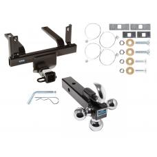 "Reese Trailer Tow Hitch Receiver For 11-14 Subaru Tribeca w/Tri-Ball Triple Ball 1-7/8"" 2"" 2-5/16"""