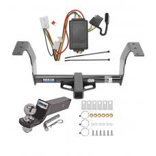 "Reese Trailer Tow Hitch For 14-18 Subaru Forester Complete Package w/ Wiring and 2"" Ball"