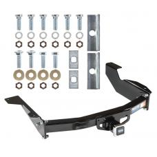 """Reese Trailer Tow Hitch For 98-03 Dodge Durango All Styles 2"""" Towing Receiver Class 3"""