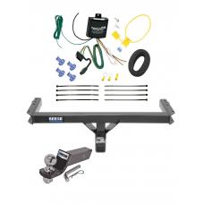 "Reese Trailer Tow Hitch For 11-12 Audi Q5 15-17 Porsche Macan Complete Package w/ Wiring and 2"" Ball"