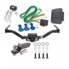 "Reese Trailer Tow Hitch For 15-20 Chevy Colorado GMC Canyon Deluxe Package Wiring 2"" Ball and Lock"
