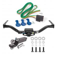 "Reese Trailer Tow Hitch For 15-20 Chevy Colorado GMC Canyon Complete Package w/ Wiring and 2"" Ball"