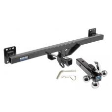 "Reese Trailer Tow Hitch Receiver For 11-17 VW Touareg Porshe Cayenne 07-16 Audi Q7 w/Tri-Ball Triple Ball 1-7/8"" 2"" 2-5/16"""