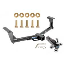 "Reese Trailer Tow Hitch Receiver For 15-19 Nissan Murano w/Tri-Ball Triple Ball 1-7/8"" 2"" 2-5/16"""