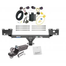 "Reese Trailer Tow Hitch For 15-19 RAM ProMaster City Complete Package w/ Wiring and 2"" Ball"
