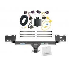 Reese Trailer Tow Hitch For 15-19 RAM ProMaster City w/ Wiring Harness Kit