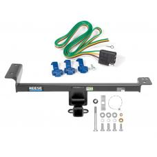 Reese Trailer Tow Hitch For 15-19 Land Rover Range Rover Evoque Excluding Autobiography w/ Wiring Harness Kit
