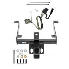 Reese Trailer Tow Hitch For 14-20 Land Rover Range Rover Sport w/ Wiring Harness Kit