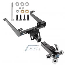"""Reese Trailer Tow Hitch Receiver For 14-19 Land Rover Range Rover Sport w/Tri-Ball Triple Ball 1-7/8"""" 2"""" 2-5/16"""""""