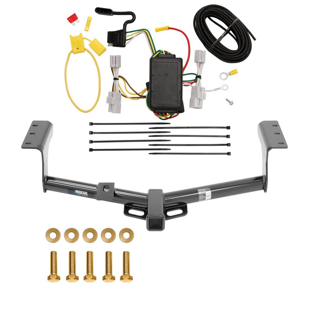 Reese Trailer Tow Hitch For 06  Wiring