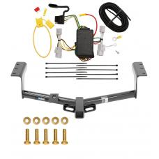 Reese Trailer Tow Hitch For 06-12 Toyota RAV4 w/ Wiring Harness Kit