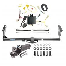 "Reese Trailer Tow Hitch For 15-20 Toyota Sienna Except SE Complete Package w/ Wiring and 2"" Ball"