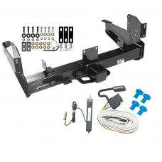 Class 5 Trailer Tow Hitch For 03-10 Dodge Ram 11-19 RAM 2500 3500 w/ Wiring Harness Kit