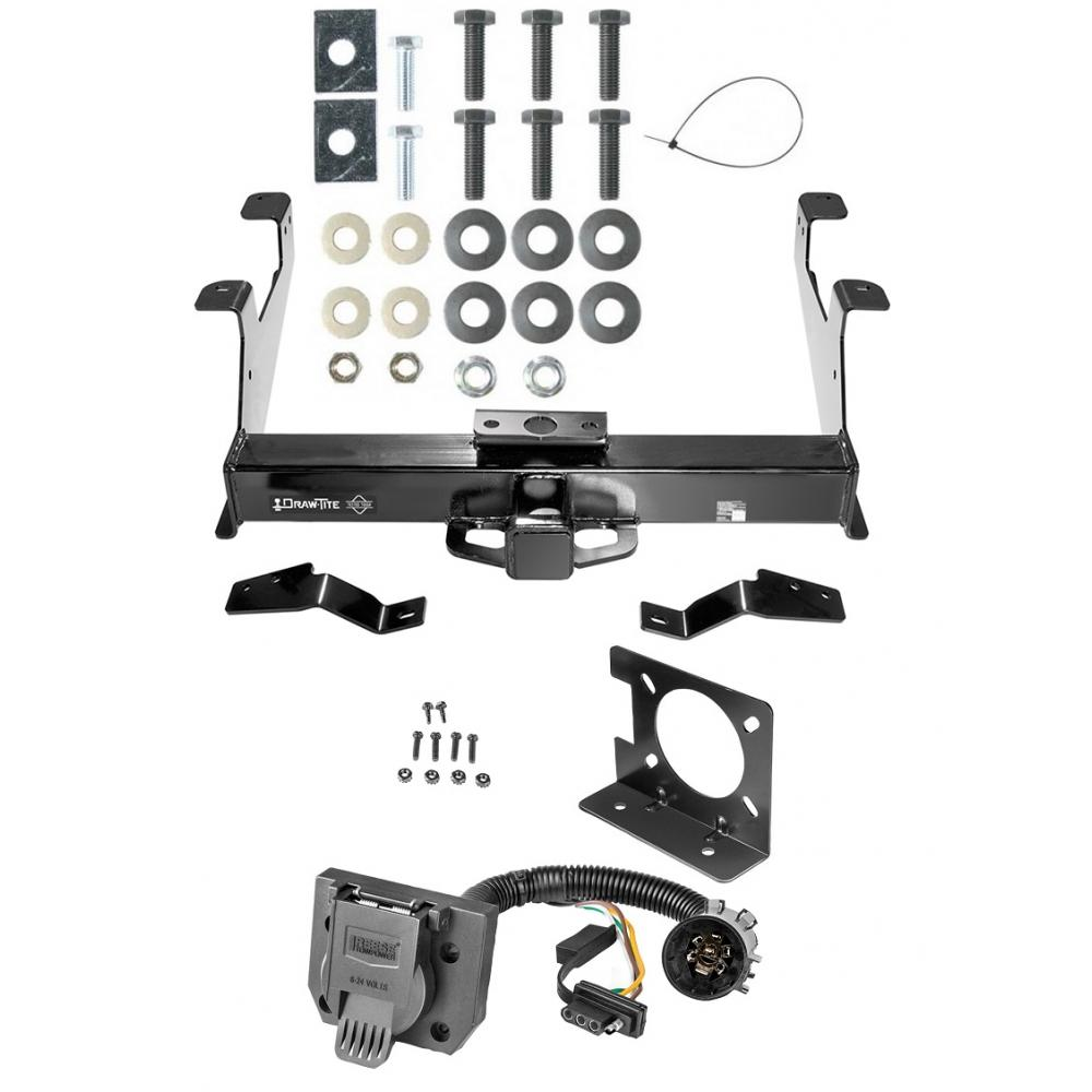 Class 5 Trailer Hitch w/ Brake Control For 11-14 Chevy ...