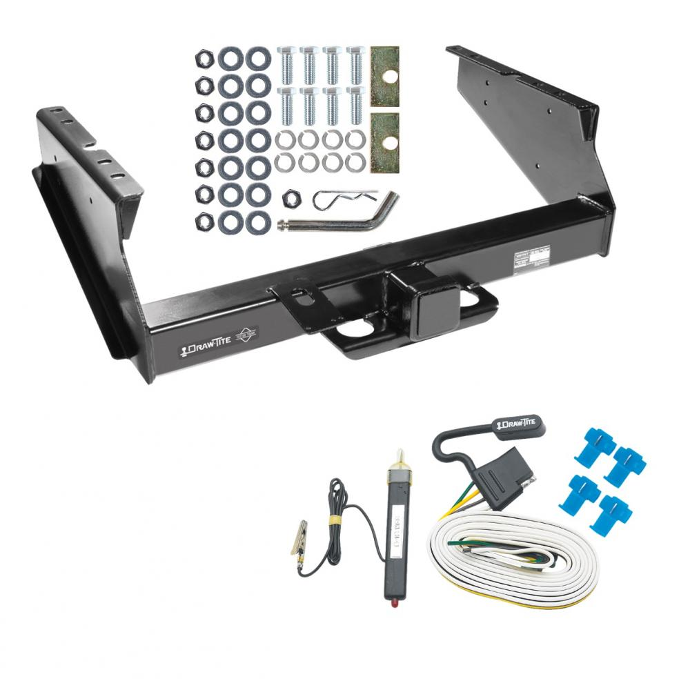 Class 5 Trailer Tow Hitch For 99