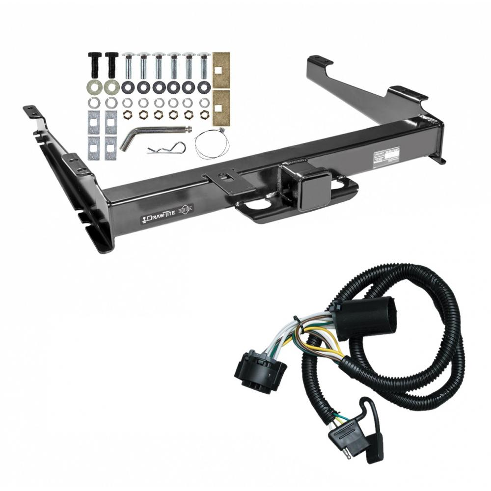 Class 5 Trailer Tow Hitch For 00