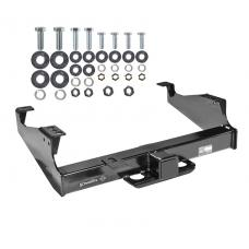 """Trailer Tow Hitch For 99-17 Ford F350 F450 F550 Cab and Chassis 2-1/2"""" Receiver"""
