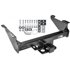 Trailer Tow Hitch For 03-19 Dodge/Ram 1500 2500 3500 Except Mega Cab Class V