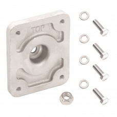 """Fulton XP to F2 Adapter Kit For F2 Swivel Mount w/4"""" Frame"""