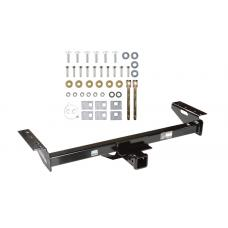 "Pro Series Trailer Tow Hitch For 84-01 Jeep Cherokee Wagoneer Class 3 2"" Towing Receiver"