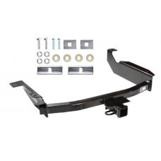 """Pro Series Trailer Tow Hitch For 98-03 Dodge Durango All Styles 2"""" Towing Receiver Class 3"""