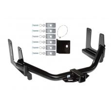 "Pro Series Trailer Tow Hitch For 04-05 Ford F-150 All Styles 2006 Lincoln Mark LT 2"" Receiver"