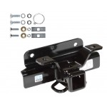 "Pro Series Trailer Tow Hitch For 03-08 Dodge Ram 1500 2500 3500 2"" Towing Receiver Class 3"