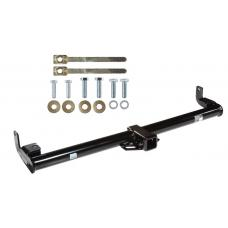"Pro Series Trailer Tow Hitch For 97-06 Jeep Wrangler TJ  2"" Towing Receiver Class 3"
